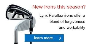 Lynx irons in store now