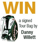Danny Willett bag competition