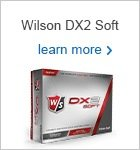 Wilson Staff DX2 Soft 2015 golf ball