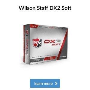 Wilson Staff DX2 Soft 2015 golf ball