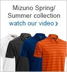 Mizuno Spring Summer 2015 clothing