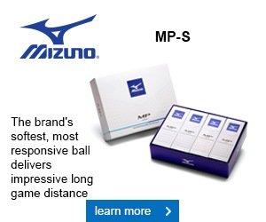 Mizuno MP-S golf ball