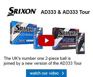 Srixon AD333 (2015) golf ball