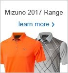 Mizuno Spring Summer Apparel 2017