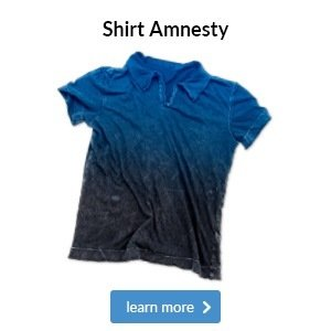 Shirt Amnesty - Get £10 for your old golf shirt
