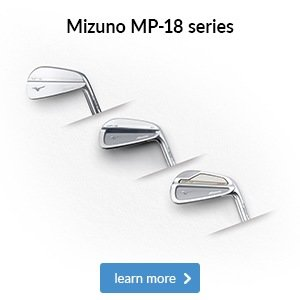 Mizuno MP-18 series irons