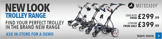 Motocaddy TrolleyRange