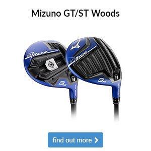 Mizuno ST/GT 180 Woods