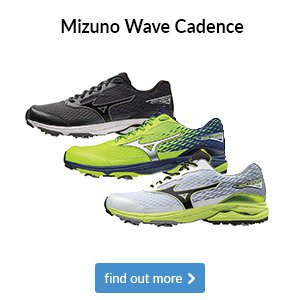 Mizuno Wave Cadence Shoe